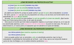 Cómo distinguir sub. adjetiva  de sustantivada